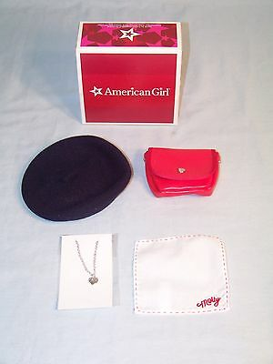 American Girl Molly's Accessories New In Box! Retired!