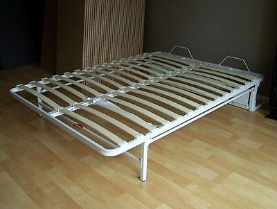 Pull Down Wall Bed, Double.