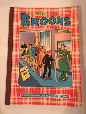 Broons Annual 1981 Verygood Condition Lot 1