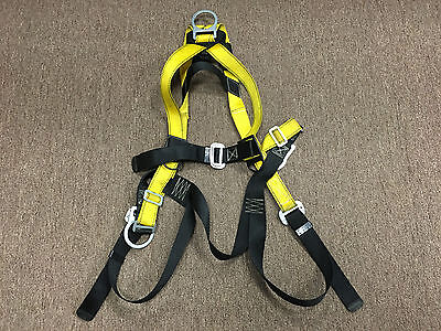 Guardian Velocity Full-Body Position Safety Harness 420lb S-L
