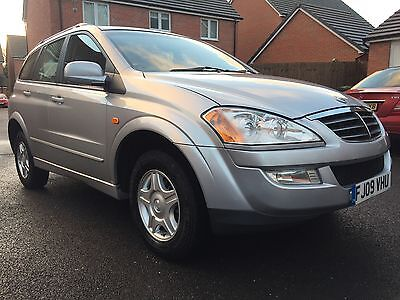 2009 Ssangyong Kyron S 2Wd Silver