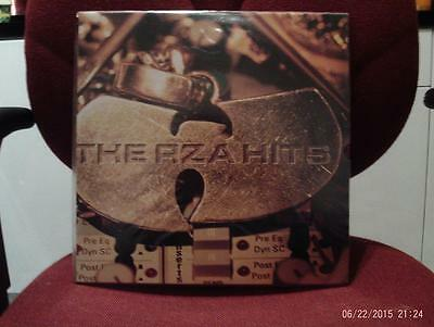 The RZA Hits Double Vinyl LP With Inserts Wu Tang Clan, Method Man, Ol Dirty