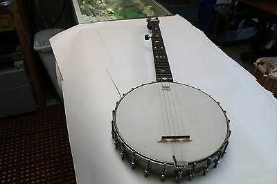1891 Fairbanks & CO Electric Banjo