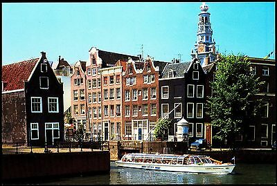 Amsterdam - In The Back Ground The Southchurch No 9 Unposted