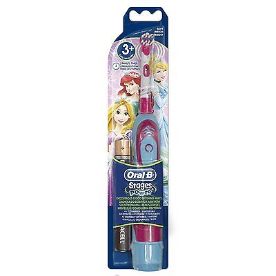 Oral B Kids Advance Stages Power Disney Princess Electric Toothbrush Db4510K