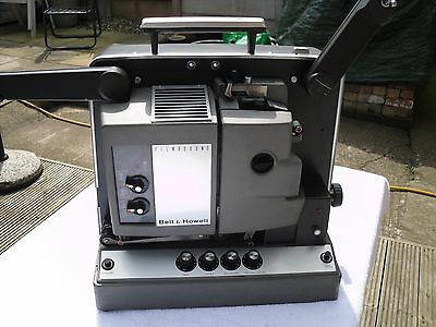 Bell & Howell Projector 655 Film - 16mm Filmosound
