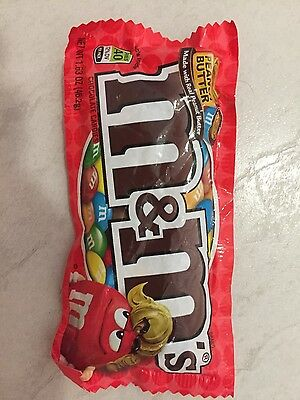 Peanut Butter M&M's American Sweet Chocolate m&ms from Candy Junction