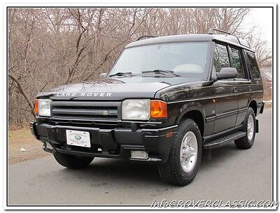 1999 Land Rover Discovery SD 1999 LAND ROVER DISCOVERY