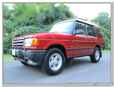 1997 Land Rover Discovery I 1997 LAND ROVER DISCOVERY