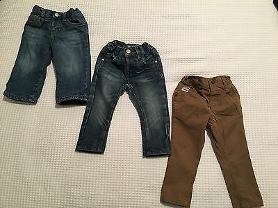 Baby Boys 6-12 Months Bundle Of Gap And Next Jeans