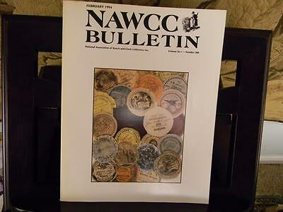 NAWCC Bulletin #288; Anglo-American Clocks, Mid-Western Watchmakers, Mainsprings