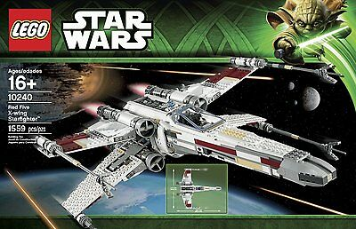 Lego Star Wars 10240 Neuf free shippign europe no paypal