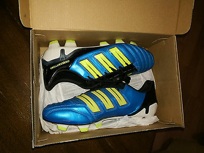 RARE! NEW ADIDAS PREDATOR ADIPOWER ABSOLUTE X TRX FG Uk SIZE 8.5