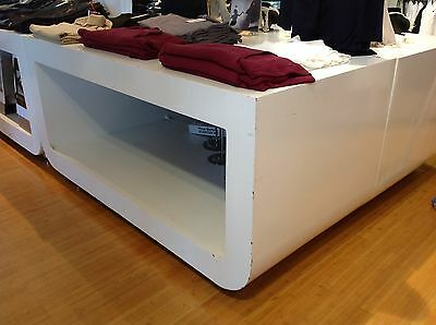 Cool Modular SHOP-DISPLAY Table-Up To 4 Available-Can Deliver