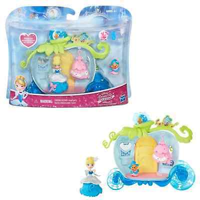 Disney Princess Cinderella's Bibbidi Bobbidi Carriage inc Cinderella 4+ Years
