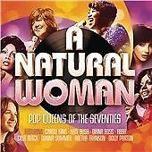 A Natural Woman- pop Queens of the 70s (2015) 3 cd set  New & sealed