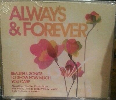 Various Artists-Always and Forever  CD NEW .3 disc set