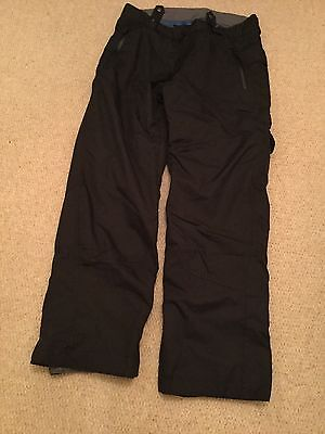 mens ski trousers xl