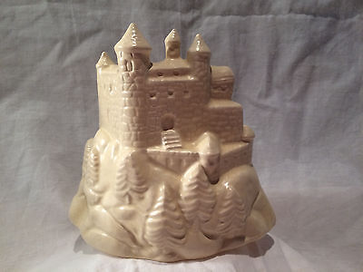Shorter & Son Castle Book End / Flatback