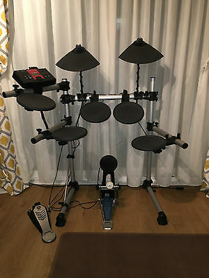 Yamaha DTXPLORER Electronic Drum Kit hardly used