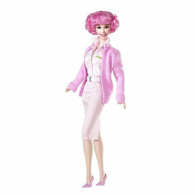 Barbie Doll As Frenchy In Grease Pink Label Nib