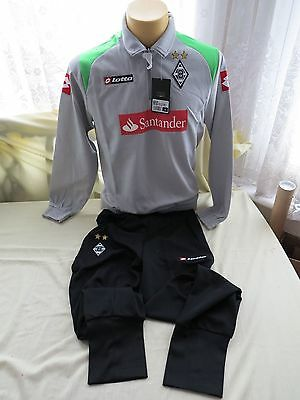 Borussia Monchengladbach Football Shirt Player Issue Training Tracksuit New S