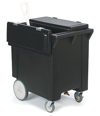 Carlisle IC2220 Cateraid 200lb Insulated Ice Caddy Mobile