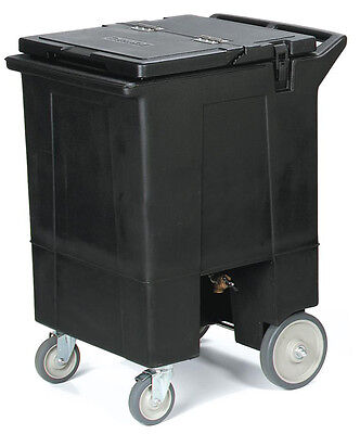 "Carlisle Cateraid Mobile 29"" Tall Ice Caddy W/ Casters - Ic2250"