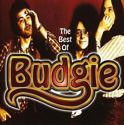 Budgie - The Best Of Budgie CD [BRAND NEW]