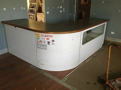 Motorcycle shop counter,workshop counter