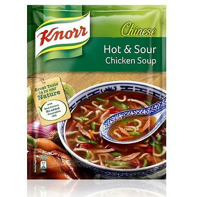 Knorr Chinese Hot & Sour Chicken Soup, 44 gm x 2 pack