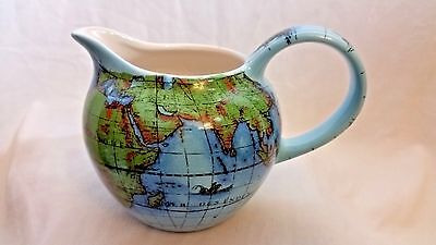 Global Warming Paul Cardew 2007 Coffee Creamer Milk Jug 16 oz Kitchen Decor