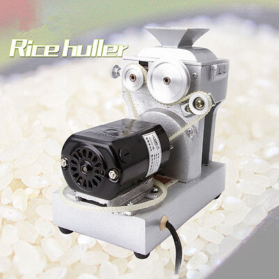 JLGJ-45 Hulling Machine Out of Rough Rice huller Machine Detection of Rough