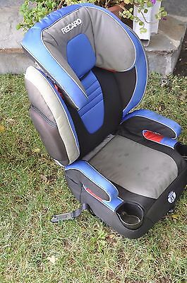 Recaro Performance Booster Seat -- Good Used Condition