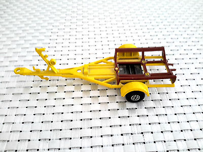 matchbox lesney king size boat trailer  excellent condition