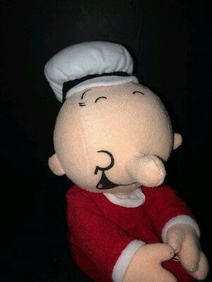 Very Rare, Limited Edition Swee Pea Beanie Collectible, Popeye Plush