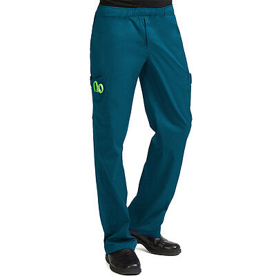 MC2 for Men by Med Couture Fly Front Cargo Scrub Pant 8702