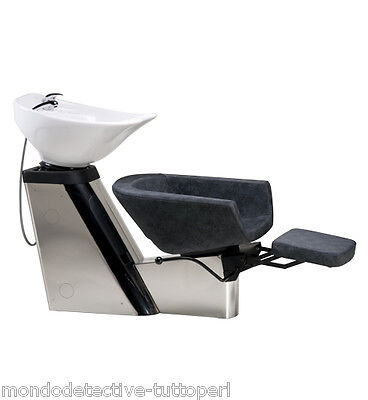 Shampoo Basin For Hairdresser E Barber Features Di Large E Deep Sink