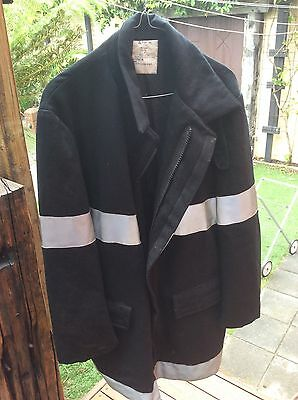 Used Firefighter Jacket Free Australian Delivery