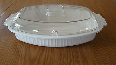 Vintage Rubbermaid 2 Piece Microwave Cookware