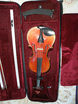 Violin Arco Designed In Italy 3/4 Size Complete Kit Includes Postage