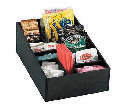 Dispense-Rite MICRO-1 Countertop Lid, Straw & Condiment Organizer