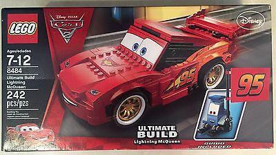 NEW Lego Ultimate Build Lightning McQueen Building Toy