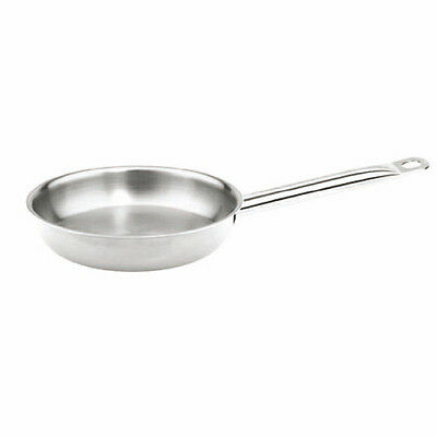 "Thunder Group SLSFP014 14"" Fry Pan 18/8 Stainless Steel, NSF"