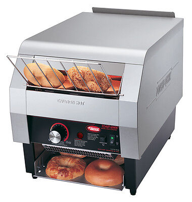"Hatco Horizontal Conveyor Toaster w/ 3"" Opening 800 Slices Hr 240v"