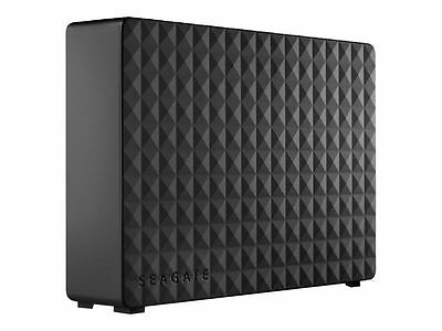 4TB Seagate Expansion 4 TB External Desktop Hard Drive USB PC Mac HDD Memory HD