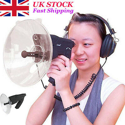 Spy Listening Device Extreme Sound Amplifier Ear Bionic Bird Recording Watcher Y