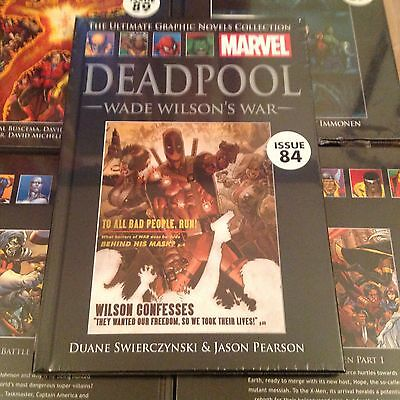 Deadpool: Wade Wilson's War (Marvel Graphic Novel Collection issue 84)