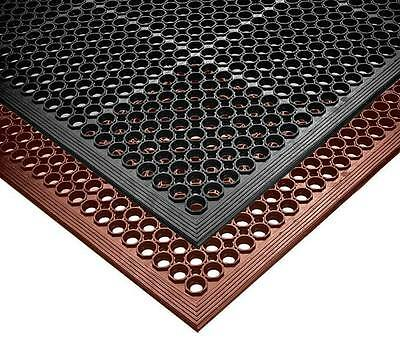 APEX Foodservice Mats 3' x 5' Competitor Grease Resistant Bar & Kitchen Mat
