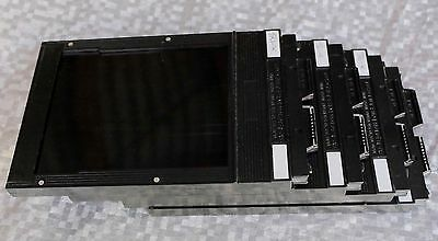 Set of four TOYO 4x5 5x4 sheet cut film holder large format double dark slide